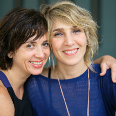 Eveline & Sanne portret