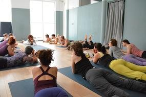 Vijnana Yoga at Samana