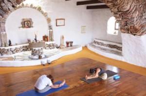 yoga retreat samana in Menocra