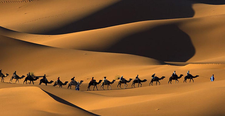 BANNER Marokko