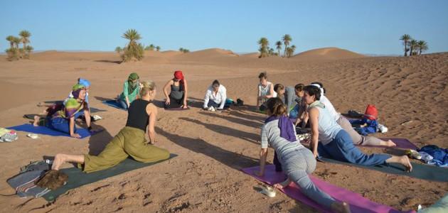 Foto retreat Marocco