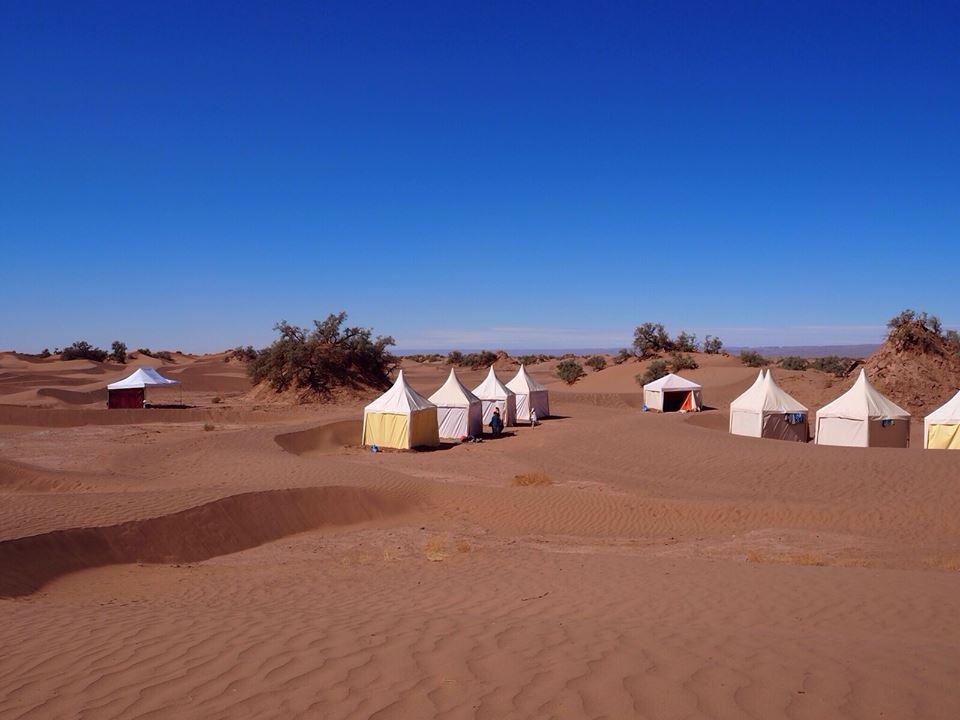 geluid in marokko